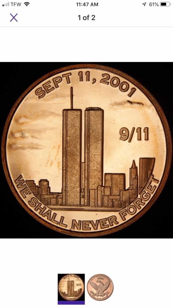 America United We stand(Mets vs Pirates)& commemorating coin 00fdf4cf-aa95-4347-9fff-3222871f983a