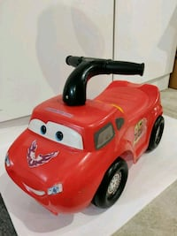 Toy car from CARS Movie