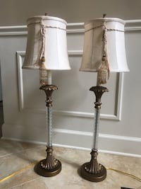 Two Buffet Table Lamps Knoxville, 37996