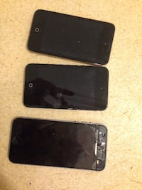 X2 iPods x1 iPhone 5 West Vancouver