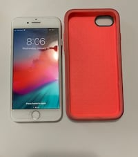 Solve iPhone 8 64 gb verizon with accessories pictured Amissville, 20106