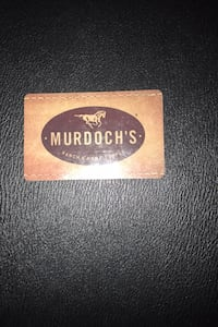 Gift card to Murdoch's Edgewater, 80214