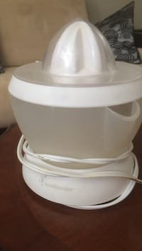 Citrus juicer with pulp adjuster Calgary, T3J 4R1