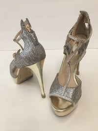 Studded Guess heels Brand new  Los Angeles, 90028
