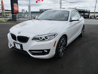 2015 BMW 2 Series 2015 BMW 2 Series - Cpe 228i xDrive AWD NAV & ROOF langley