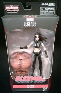 Marvel Legends X-23 Action Figure  Port Coquitlam, V3B 7G7