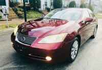 2007 Lexus ES 350 ' LOW miles ' One Owner' Navigation Touch Screen ' Back up Camera  Silver Spring, 20902