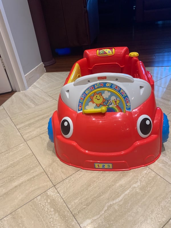 Fisher price car play and learn 2efeaaa4-357c-4968-9dc5-958b456fd37e