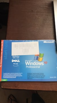 Microsoft Windows XP Professional for PC Centreville, 20120