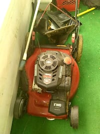 red and black Toro push mower Youngstown, 44502