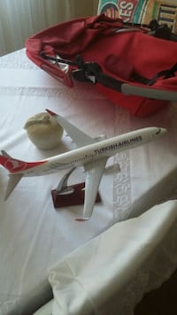 Turkish airlines model ucak Tayakadın, 34283