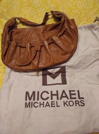 Michael Kors brown soft leather bag TORONTO