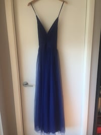 Beautiful royal blue gown Toronto, M5V 1A4