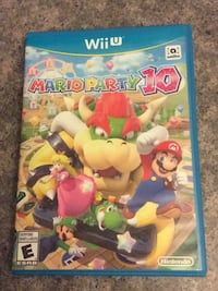 Mario Party 10 for WiiU Annandale, 22003