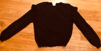 Forever 21 Black Lovely Blouse!!!! Toms River, 08753