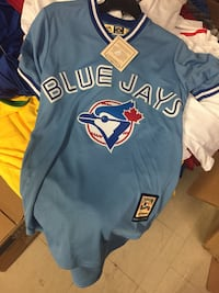 Cooperstown Blue Jays Authentic Fan Jersey Toronto, M5H