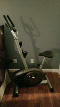 gray and black elliptical trainer Dorval, H9S 3W7