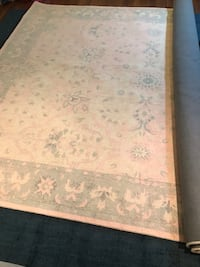 BRAND NEW Pottery Barn Kids 8x10 wool rug