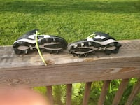Mens under Armour cleats Mount Airy, 21771