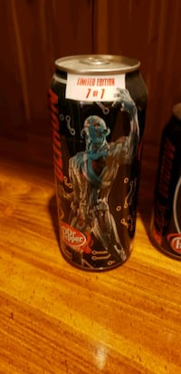 Limited Edition Avengers Cans