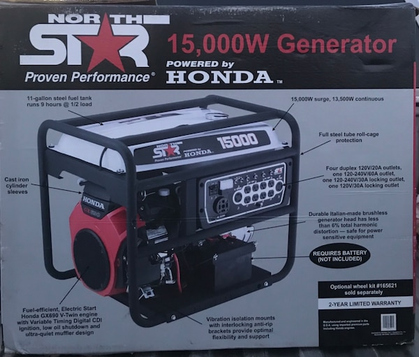 Used and new generator in Santa Barbara - letgo