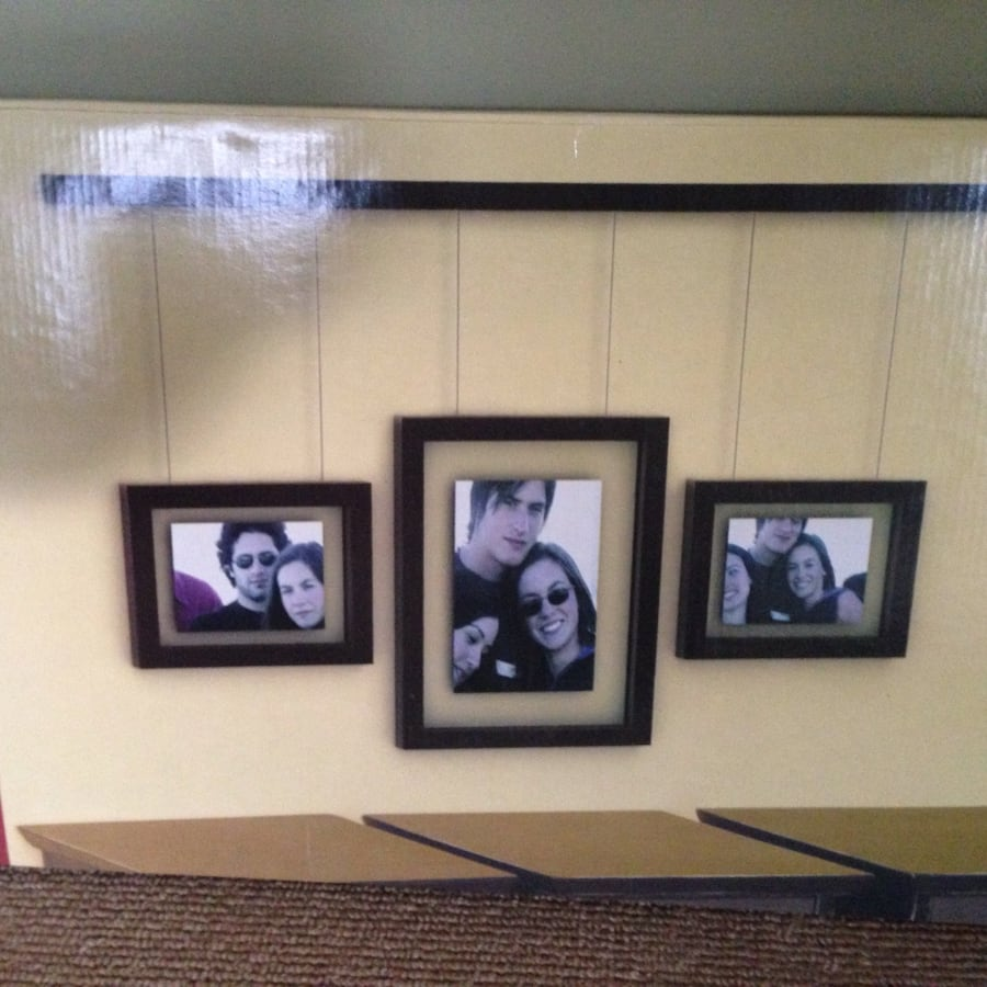 Hanging photo frames New in box