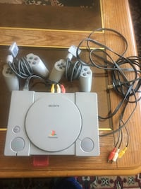 PS1 PlayStation 1 Original Video Game Console Tested Vaughan, L6A 1A9