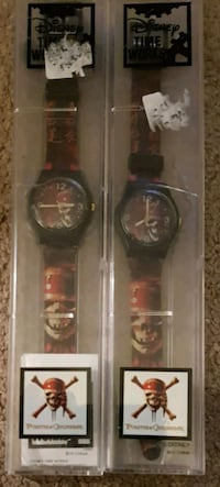 Pirates of the Caribbean Watches need batteries  Raleigh, 27610