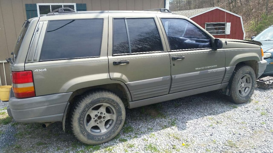 letgo 97 jeep grand cherokee laredo v8 in bedford pa. Cars Review. Best American Auto & Cars Review
