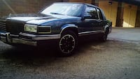 Cadillac - deville - 1991 as is