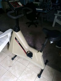 Old Exercise bike 37 km