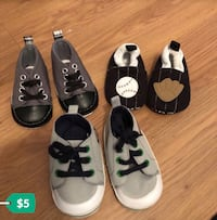 Infant shoes Tulare, 93274