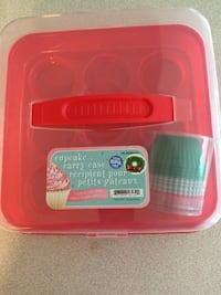 Cupcake Carry Case Ancaster