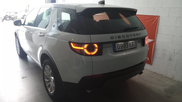 Land Rover - Discovery Sport - 2017 9f651f63-4fdc-4611-a477-57eb3b10334a