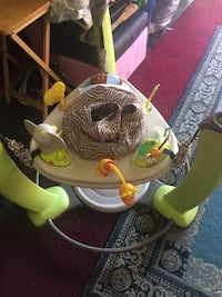 Baby's white and green jumperoo Salinas, 93901