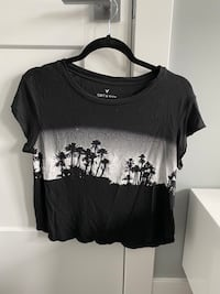 American eagle graphic tshirt size small