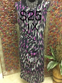 Ladies Size 1X Dress  Edmonton, T6L 6Z6