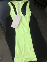 LULULEMON Brand New Never Used Yoga/Fitness Tank Top. Size 6. Calgary, T3G 0C2