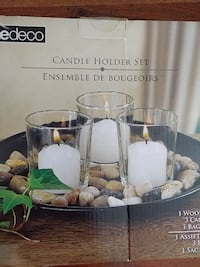 Candle holder set Kingston, K7K 7L9