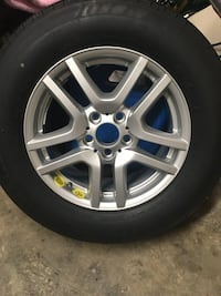 BMW X5 tire and wheel Charles Town, 25414