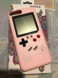 Brand New Gameboy Case for iPhone 7/8 Plus North Vancouver