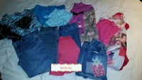 Girls clothes size 6x Kokomo, 46901