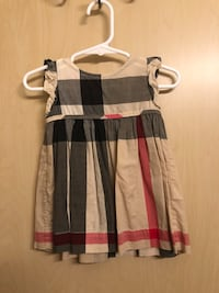 Burberry Baby Dress (6 Months) 2291 mi