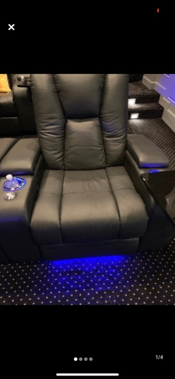 Home theater recliners 0