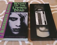 B&w Night of The Living Dead 1968 VHS Montgomery Village, 20886