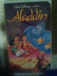 The Original Aladdin Walt Disney Classic - Black Diamond 1662 - 1