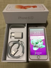 iPhone 6s 16gb RoseGold Ottawa, K1L 5G2