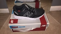 black and white New Balance running shoe on box District Heights, 20747