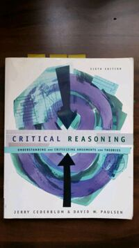 Critical Reasoning textbook