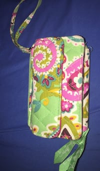 Green, white, and pink floral wristlet Chattanooga, 37421